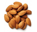If you say 43 g almonds, the nutritional table says 262 calories, 8 g protein, 22 g healthy fats and 5 g carbohydrates. If you get people to eat 43 g almonds on top of their regular diet, you'd expect them to put on weight. But according to researchers at the University of South Australia that doesn't happen. If you eat the almonds in the afternoon, your body composition actually improves.