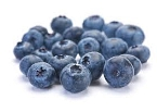 Anthocyanins in blueberries: more muscle and less fat