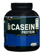 Put on weight easily? Casein may be better than whey
