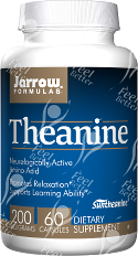 L-Theanine, the complete stress buster